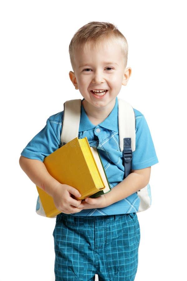 Estudante do menino foto de stock