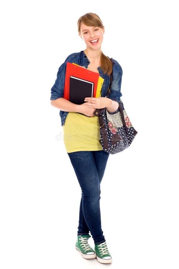 Estudante fêmea imagem de stock