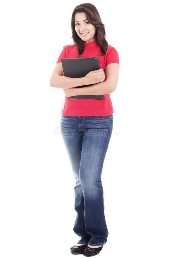 Estudante fêmea imagens de stock royalty free
