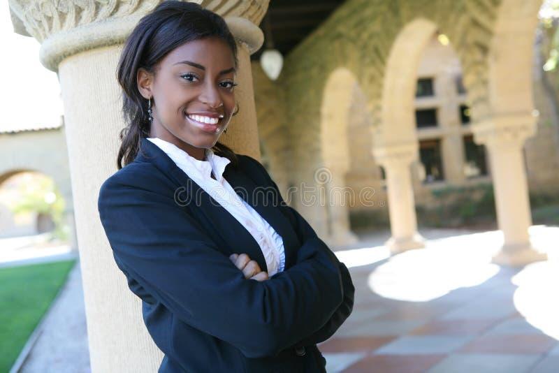 Estudante universitário bonito imagem de stock royalty free