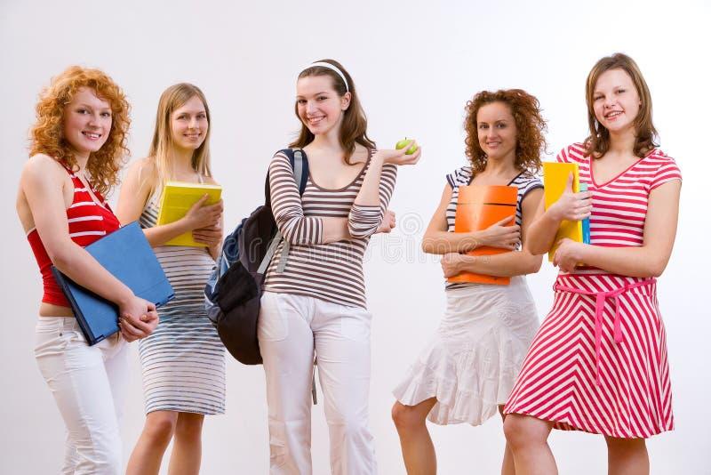 Estudantes fotos de stock royalty free