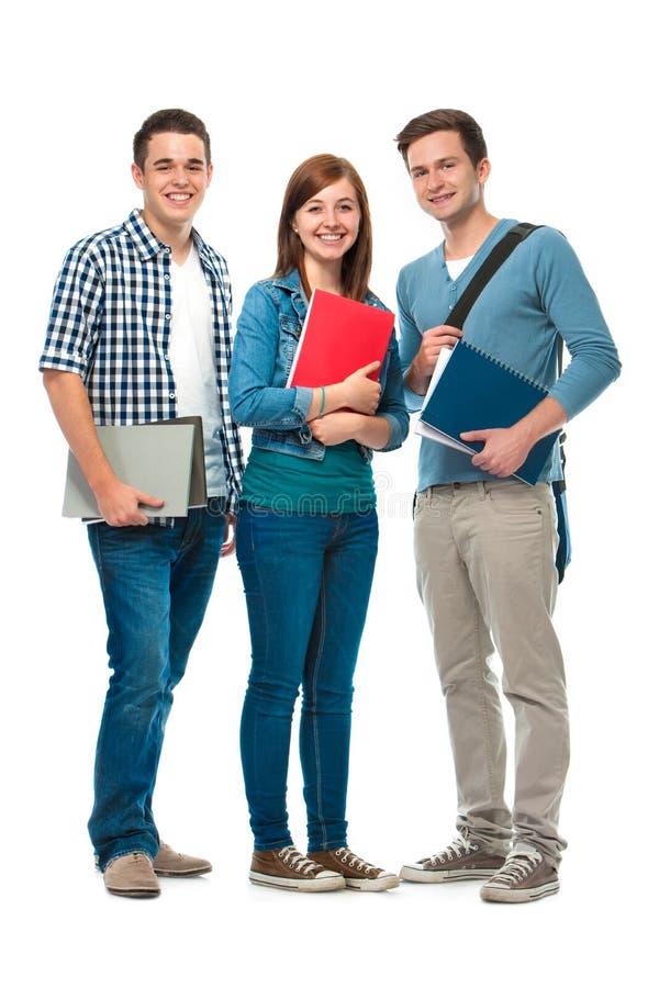 Estudantes imagens de stock royalty free