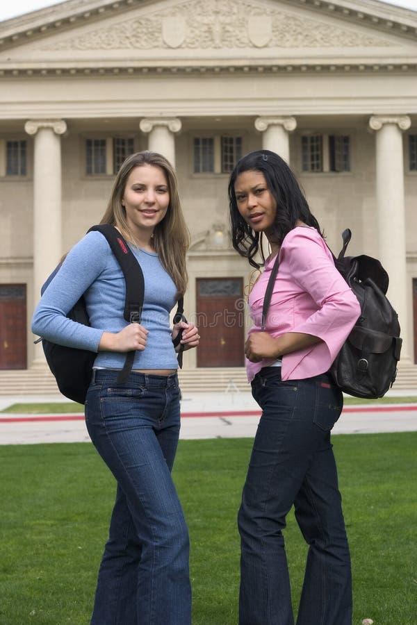 Estudantes imagem de stock royalty free