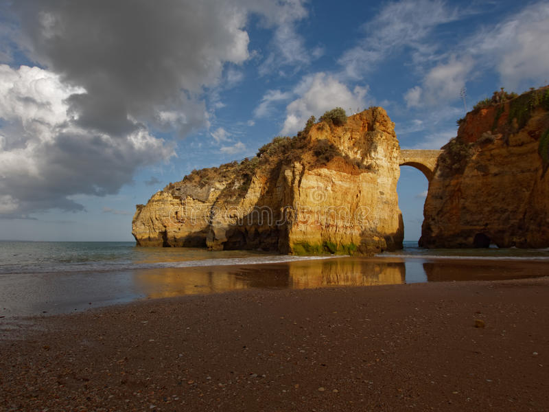 Download Estudantes Beach In Lagos, Portugal Stock Photo - Image: 93754714
