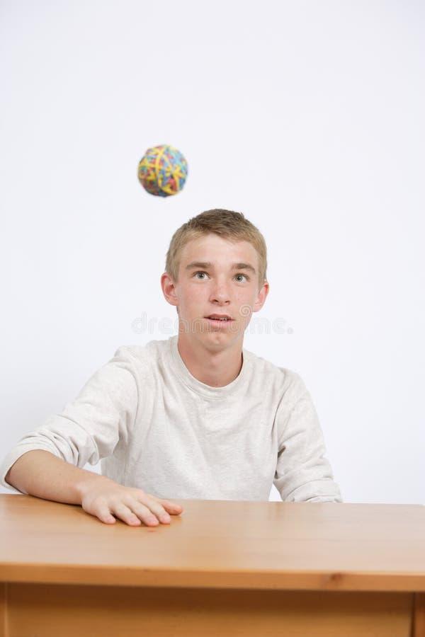 Estudiante foto de archivo libre de regalías