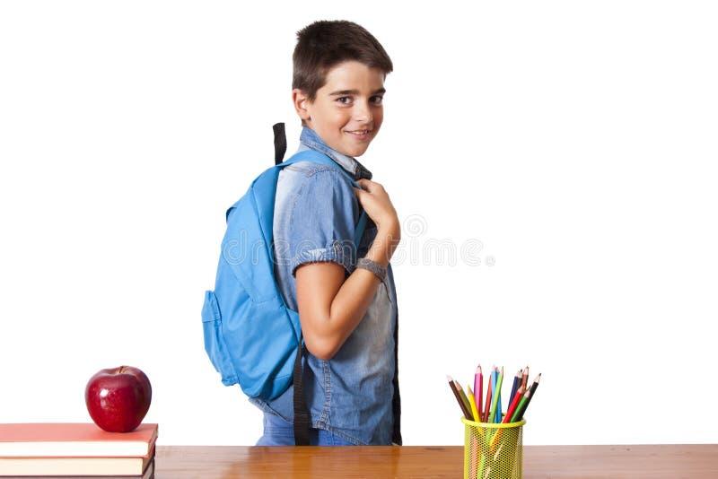 Estudiante del niño fotos de archivo