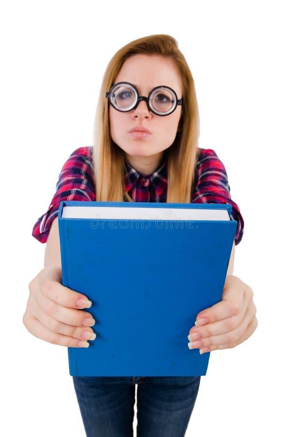 Download Estudiante Divertido Con La Pila Imagen de archivo - Imagen de felicidad, lección: 41913563