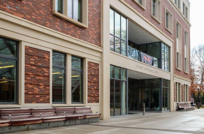 Estudiante Experience Center, universidad de estado de Oregon fotografía de archivo