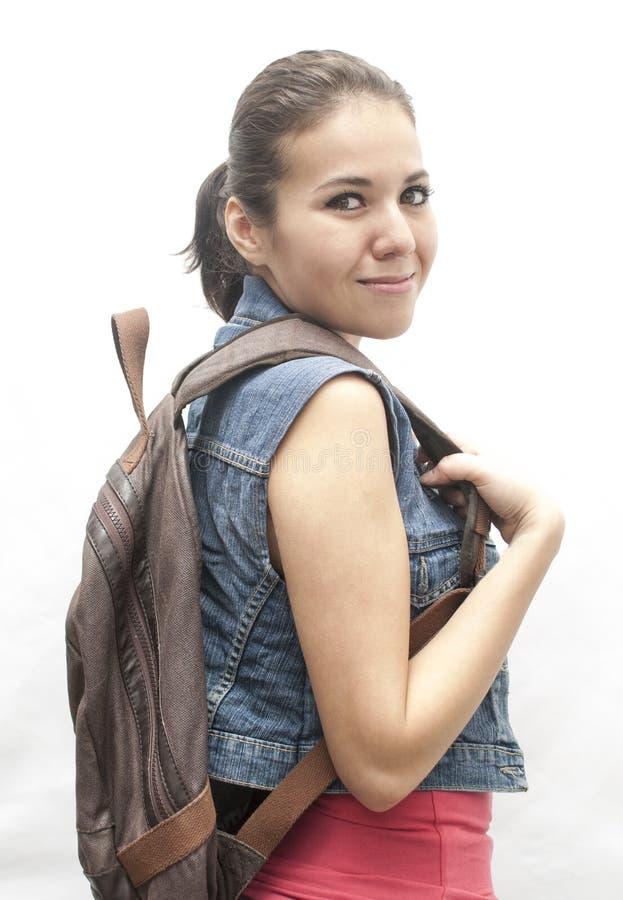 Estudiante femenino fotos de archivo libres de regalías