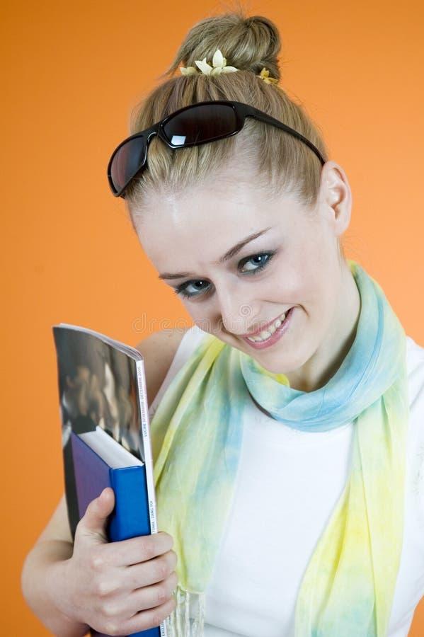Estudiante fresco imagenes de archivo