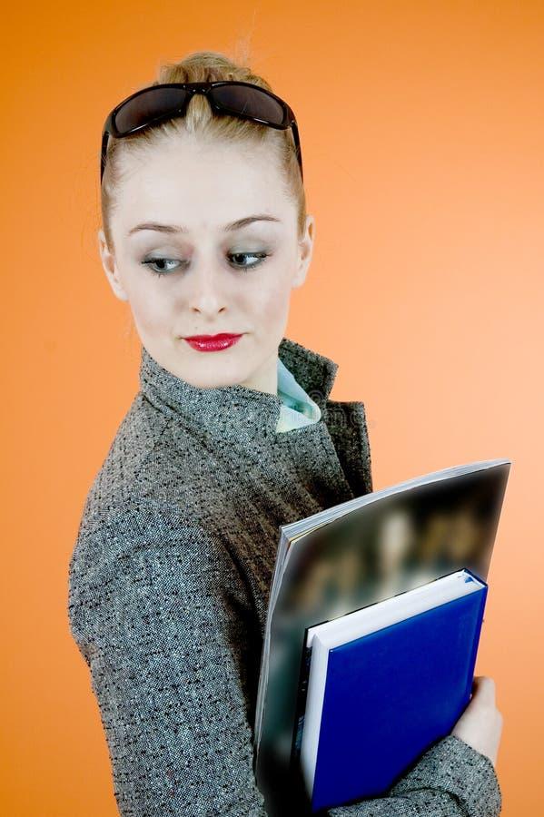 Estudiante fresco fotografía de archivo libre de regalías
