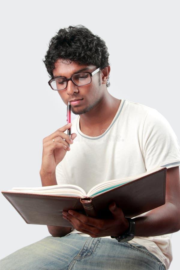Estudiante joven imagen de archivo