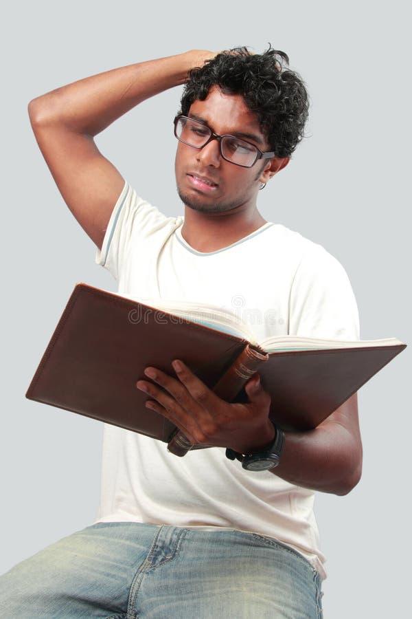 Estudiante joven foto de archivo