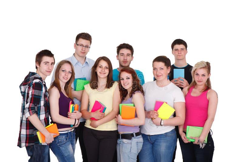Estudiantes fotografía de archivo libre de regalías