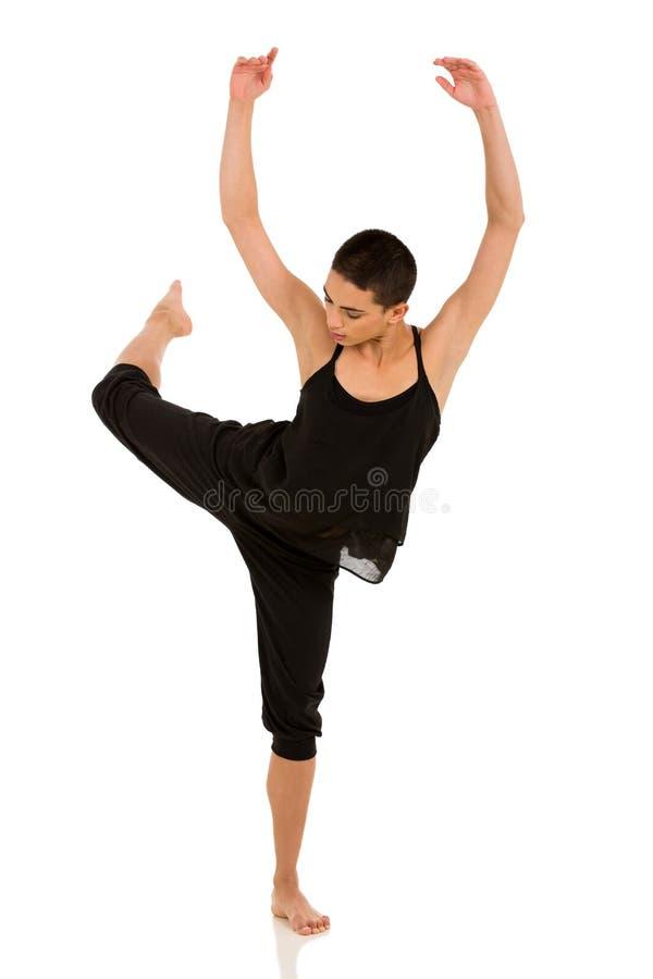Download Estudio Del Baile De La Muchacha Foto de archivo - Imagen de aptitud, contemporáneo: 42428042