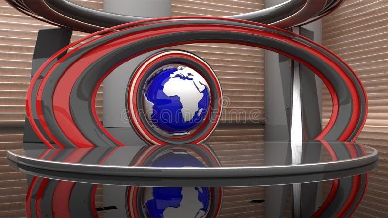 estudio virtual 3D libre illustration