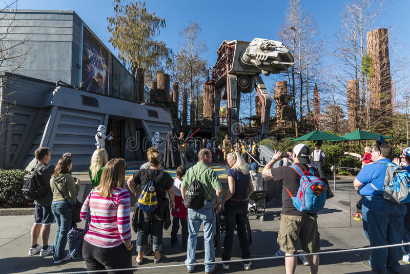 Estudios de Hollywood - Walt Disney World - Orlando/FL imagenes de archivo