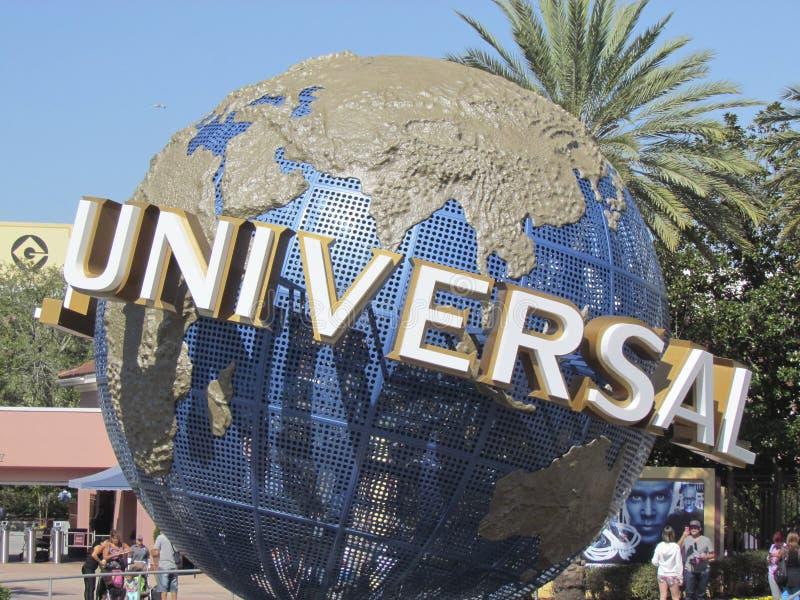 Estudios universales, la Florida fotografía de archivo