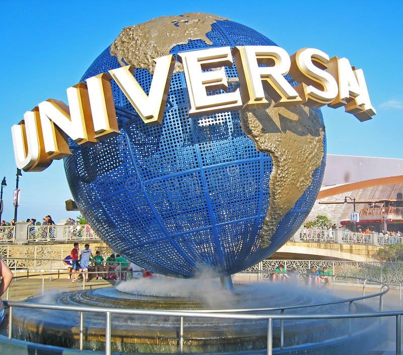 Estudios universales la Florida imagen de archivo