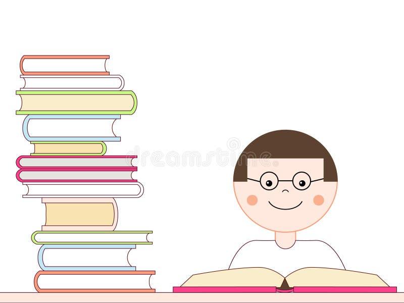Estudo ilustração do vetor