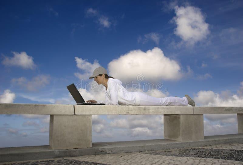 Estudo ao ar livre fotos de stock royalty free