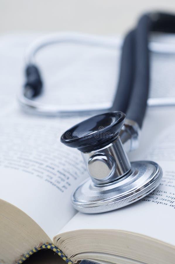 Estudo médico imagem de stock