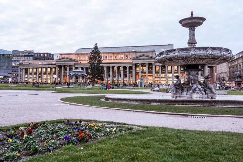 Estugarda, Alemanha fotos de stock royalty free