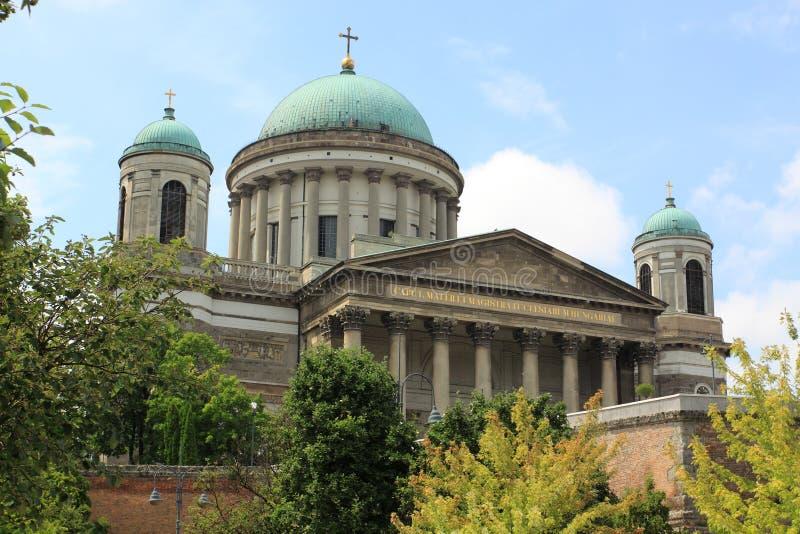 Download Esztergom basilica stock image. Image of saint, assumed - 27995465