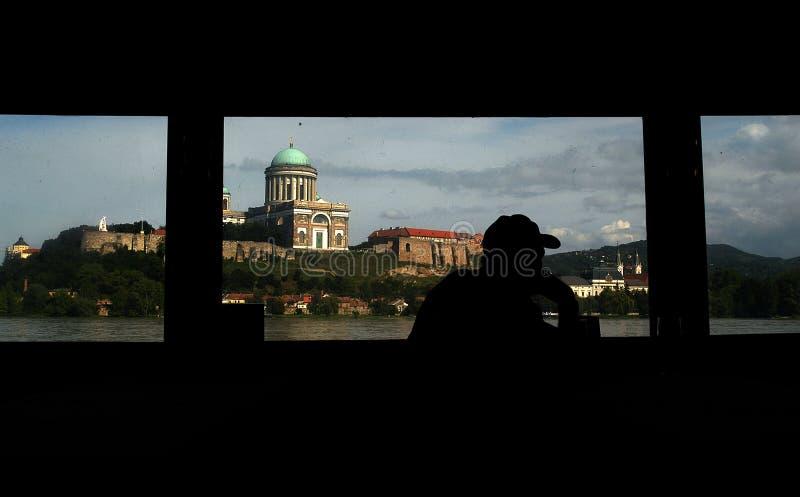 Download Esztergom - Hungary stock photo. Image of hill, baseball - 4046072