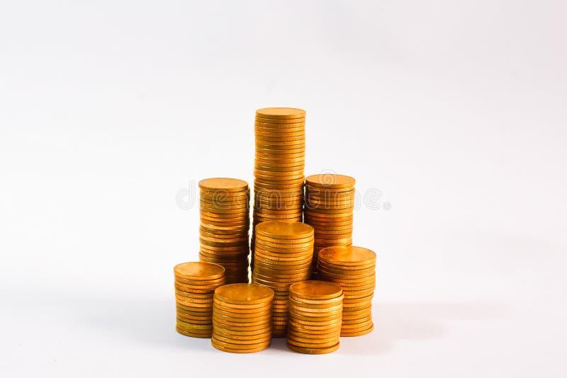 Or et argent photographie stock libre de droits