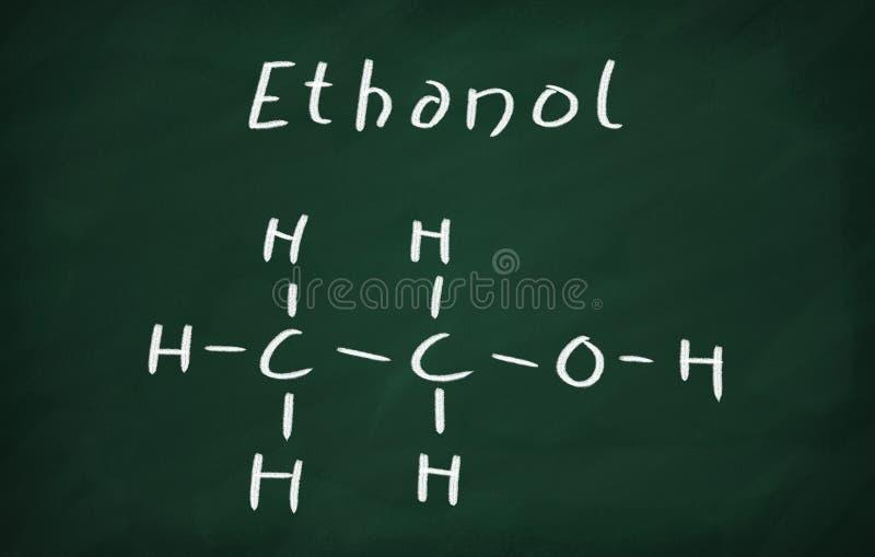 etanol imagen de archivo libre de regalías