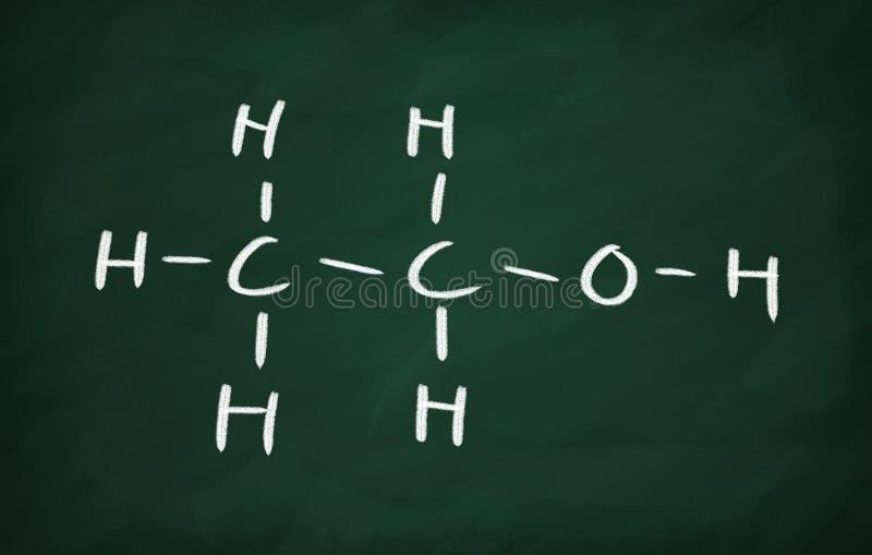 etanolo immagine stock