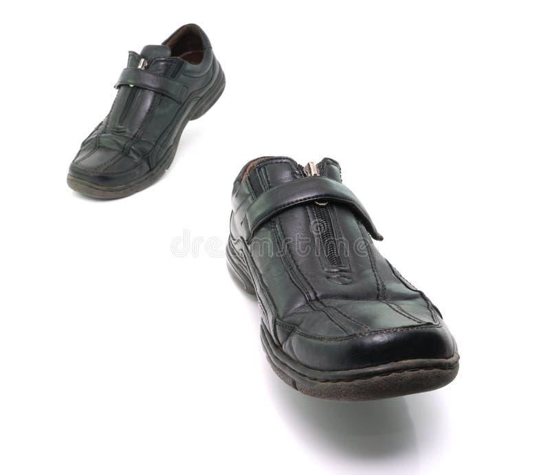 Etapa dos calçados imagem de stock royalty free