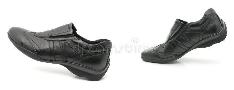 Etapa dos calçados fotografia de stock royalty free