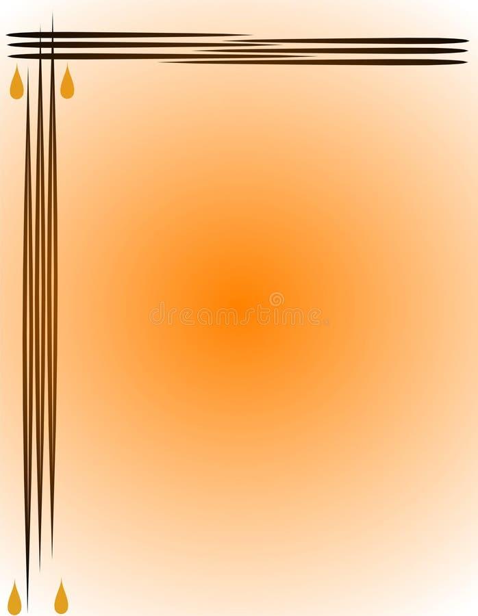 Download Eternal asian teardrop stock illustration. Image of concept - 11155936