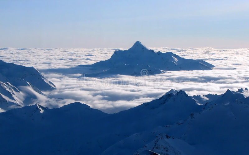 Download Eternity. Ocean Of Clouds. Stock Photography - Image: 1721732