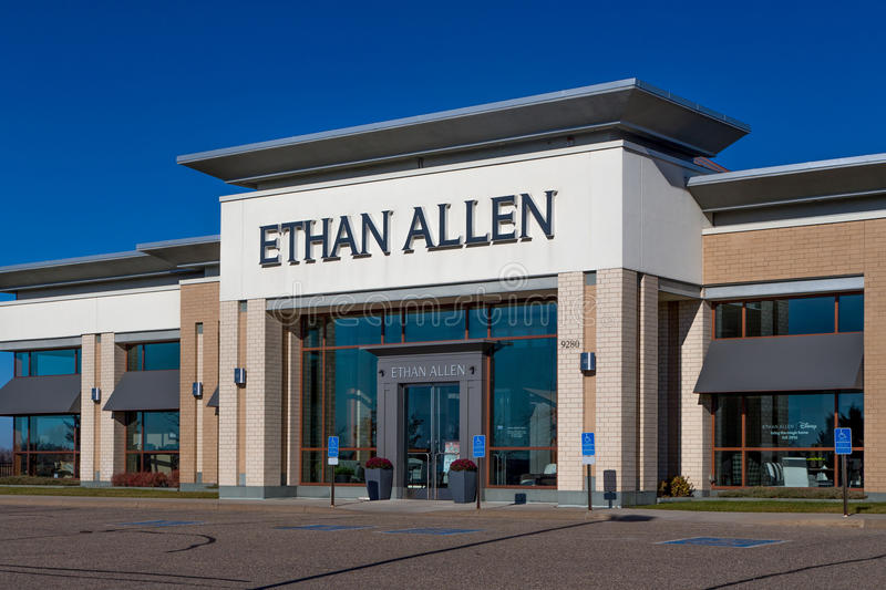 Download Ethan Allen Furniture Store Editorial Image   Image: 80577340