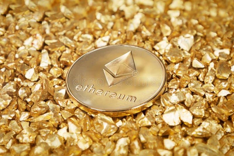 Ethereum stockfoto