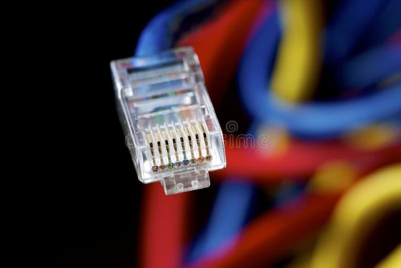 Ethernet images libres de droits