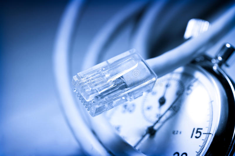 Ethernet Cable Stock Photos