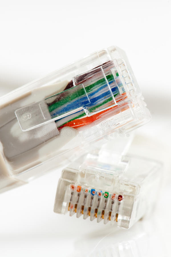 Download Ethernet Cable For A Computer Stock Photo - Image: 23539168
