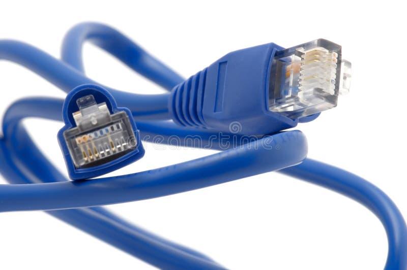 Ethernetpropp royaltyfria foton