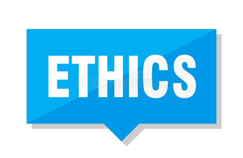 Ethik-Preis stock abbildung