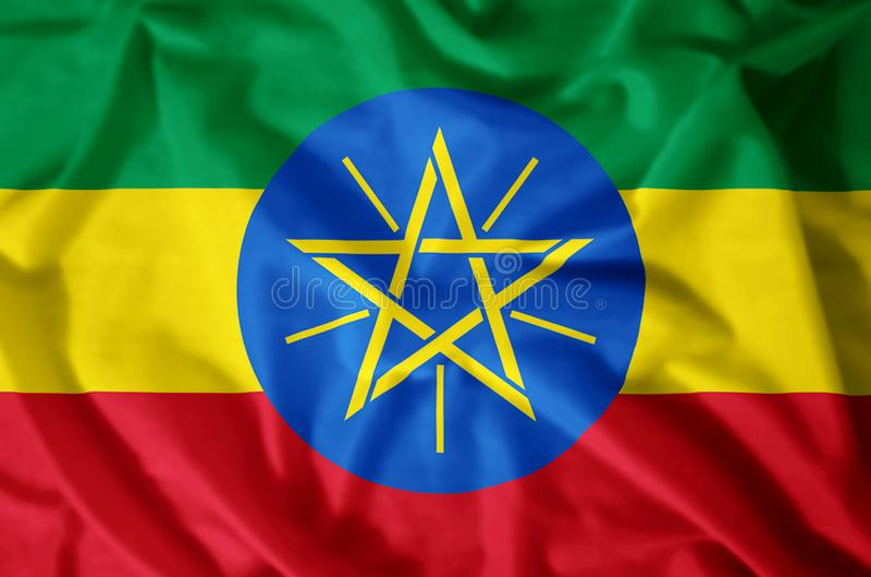 ethiopië vector illustratie
