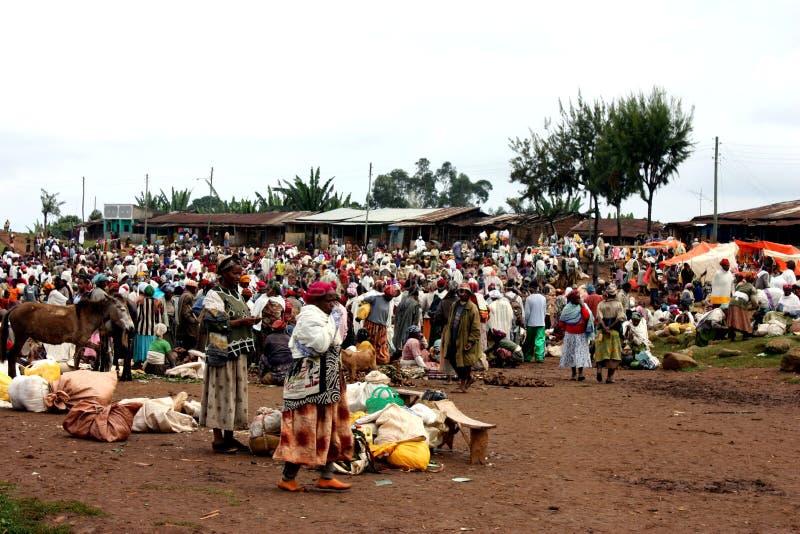 Ethiopië royalty-vrije stock foto
