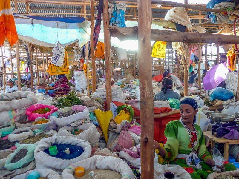 ethiopië stock fotografie