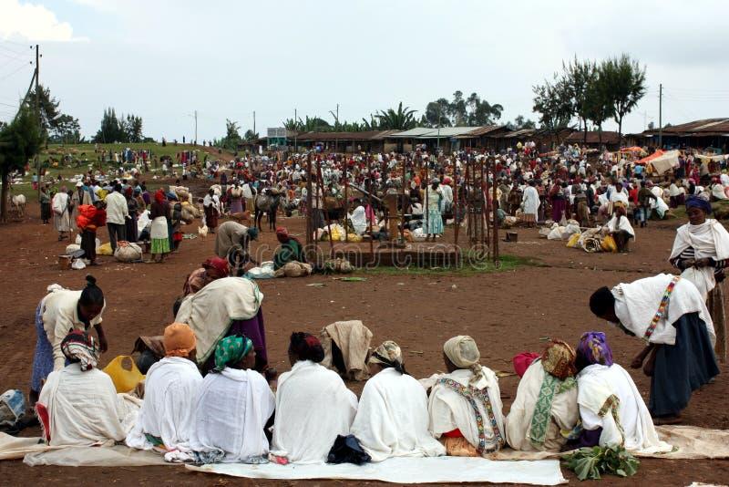 ethiopia arkivbild