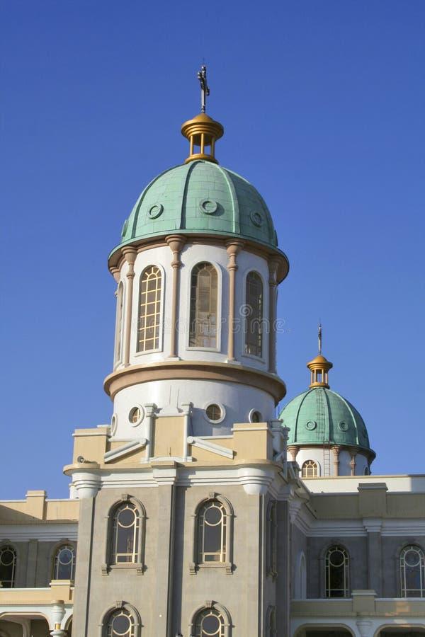 Ethiopian church royalty free stock photos
