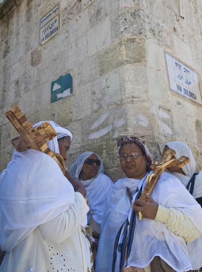 Download Ethiopian Good Friday editorial photo. Image of christianity - 26962491