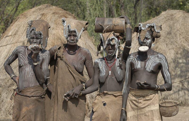 Ethiopian People royalty free stock photos